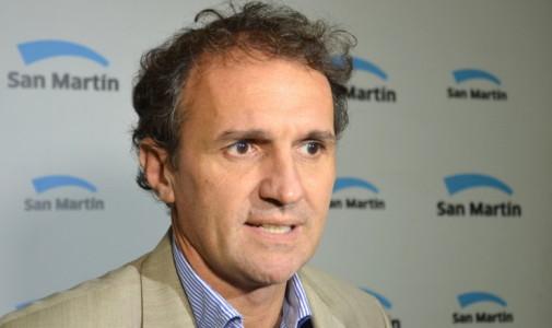 San Martín otorgará un bono extra a sus empleados para fin de año