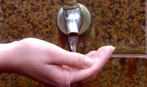 Corte de agua programado en Martínez
