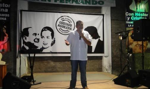 "Gustavo Aguilera: ""La tasa a los combustibles es inconstitucional"""