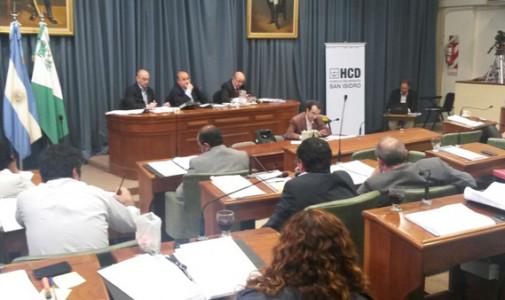 A pedido del intendente Gustavo Posse, el HCD de San Isidro aprobó la adhesión a la Policía local