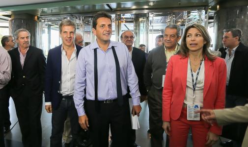 """Massa: """"La pelea y los agravios son parte de la Argentina que se termina"""""""