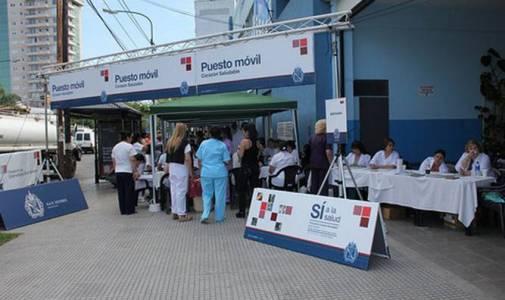 """En San Isidro sigue la Campaña """"Corazón Saludable"""""""