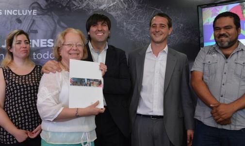 Bossio inauguró una nueva delegación modelo del ANSES en Pilar