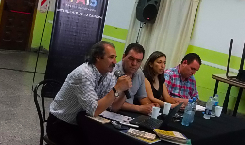 En Gral. Pacheco el FR Tigre continuó la formación de dirigentes