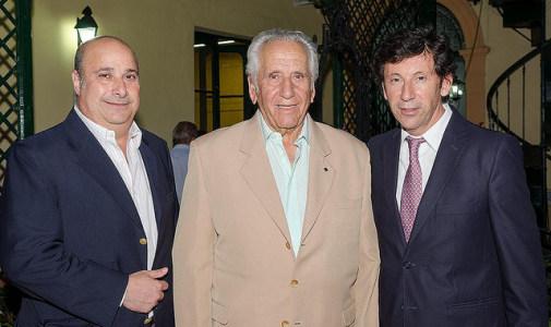 """En San Isidro homenajearon a José """"Pepe"""" Migliore"""