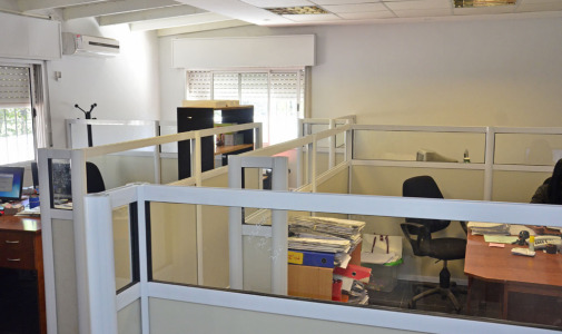 El Municipio refacciona el edificio de la Dirección General de Infancia, Adolescencia y Familia