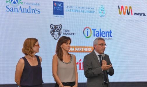 Se lanzó EDU4ME 2014 en Tigre