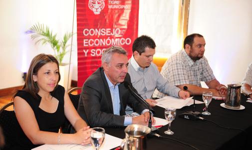 El Consejo Económico y Social, hacia Tigre del 2025