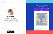 Facebook lanzó Rooms, una aplicación con espíritu de foro