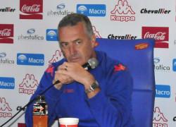 Alfaro no continuará como DT del Club Atlético Tigre