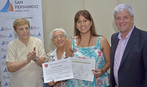San Fernando firmó un acta para que se dicte la carrera universitaria de Enfermería