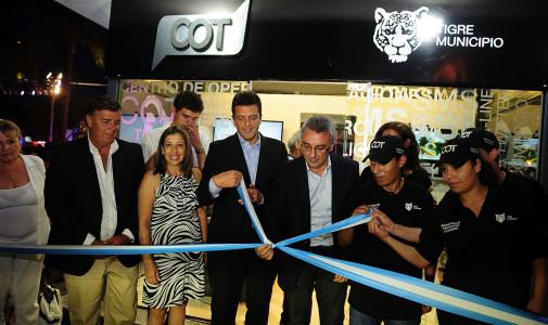 El COT suma una nueva sede en el Puerto de Frutos
