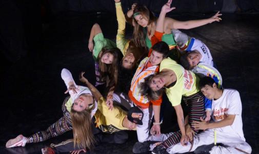 Taller de baile y danza para toda la familia en Villa Adelina